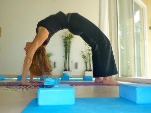 Yoga classes in Uzes / Provence