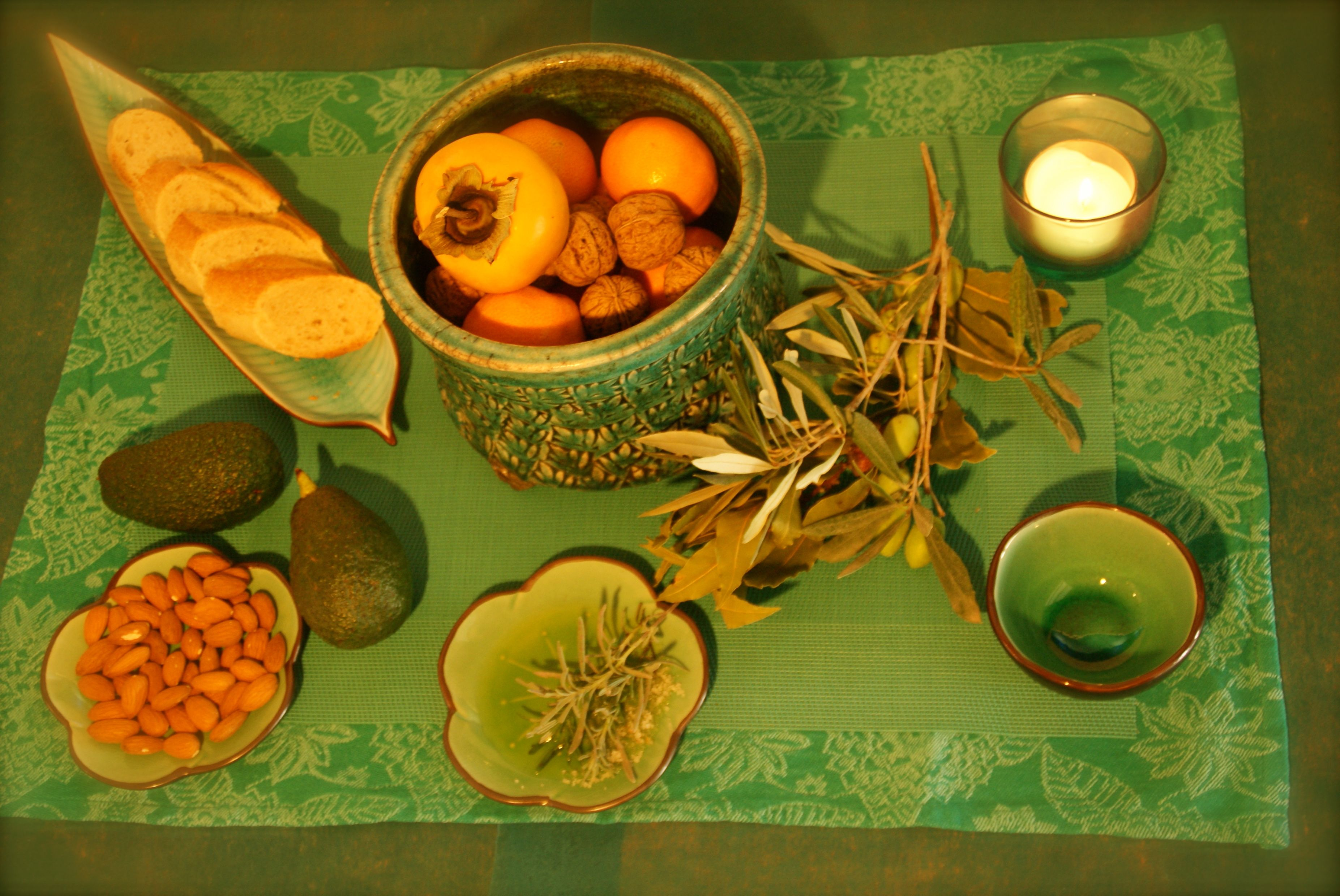 French and ayurvedic cooking classes retreats wellness cures Ayurveda