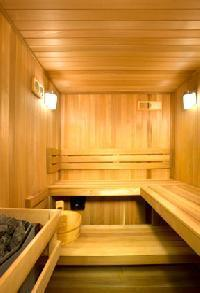 Sauna hammam privatif